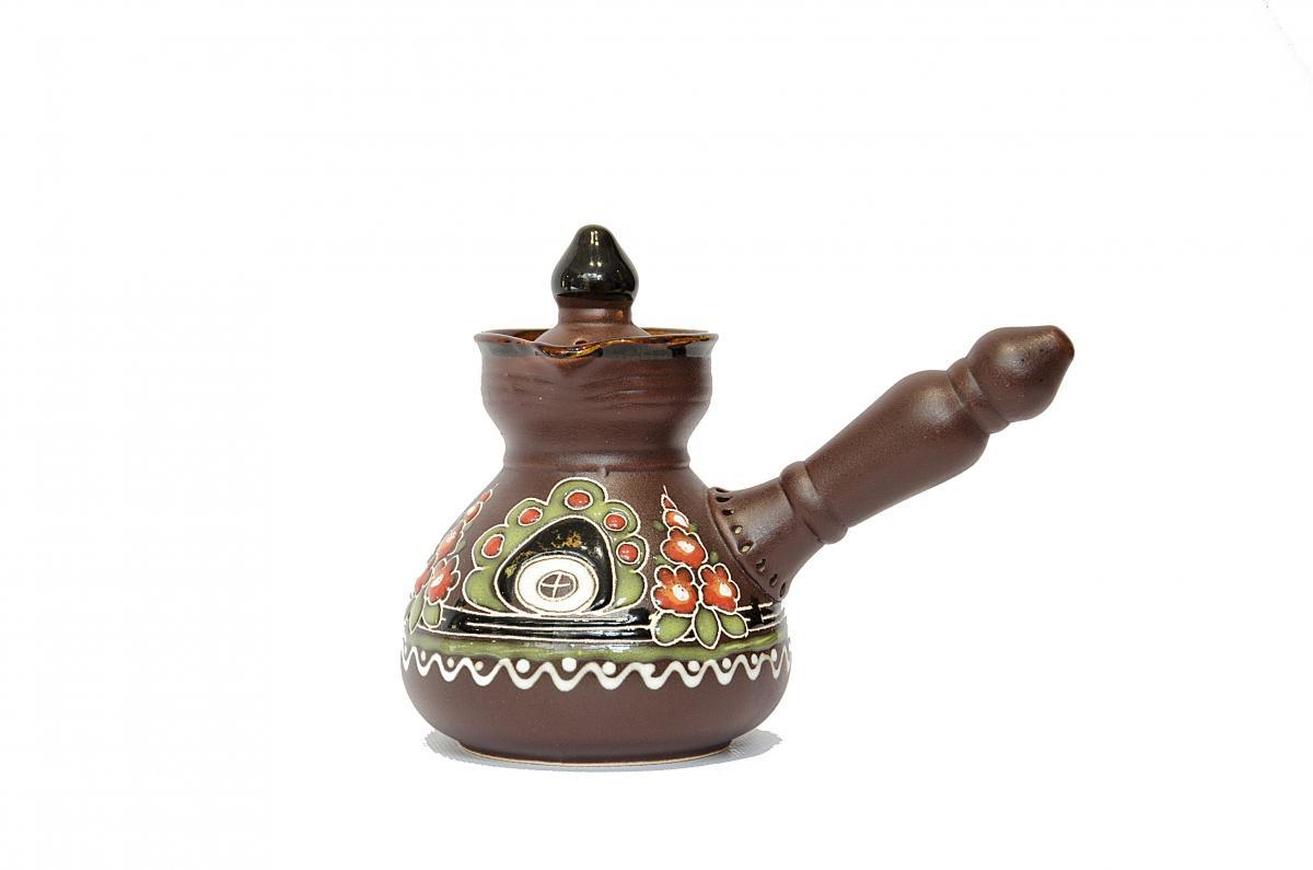 Ceramic cezve. Photo №2. | Narodnyi dim Ukraine