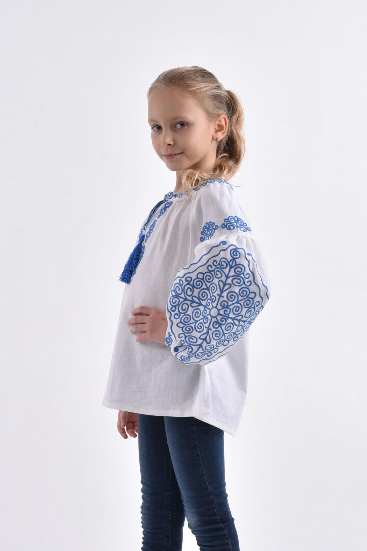"Embroidery for girls ""Morozets"". Photo №2. | Narodnyi dim Ukraine"