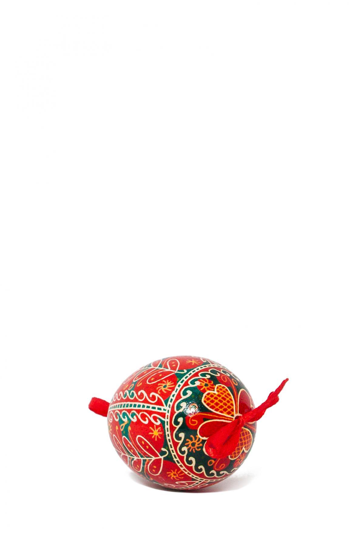 Писанка из натурального яйца. Фото №2. | Народный дом Украина
