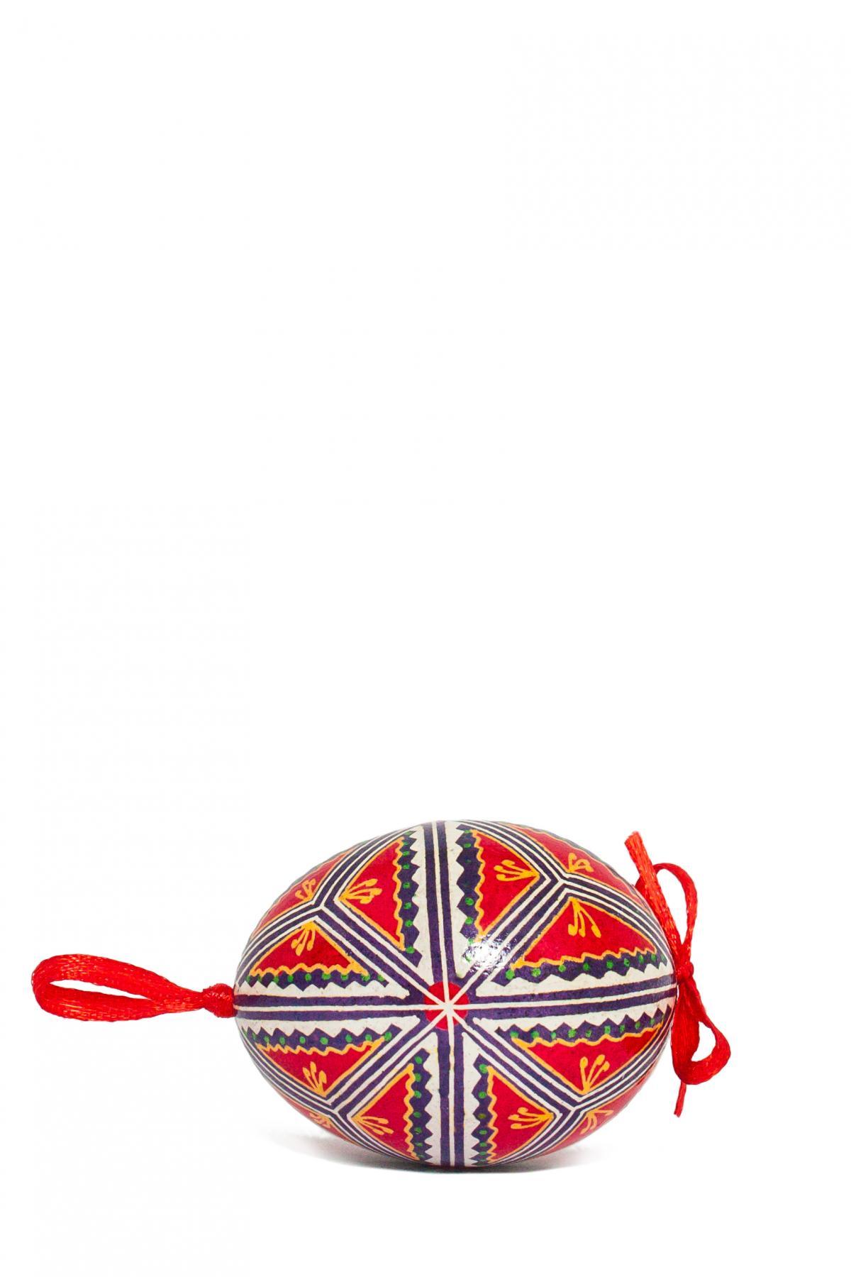 Писанка из натурального яйца. Фото №1. | Народный дом Украина