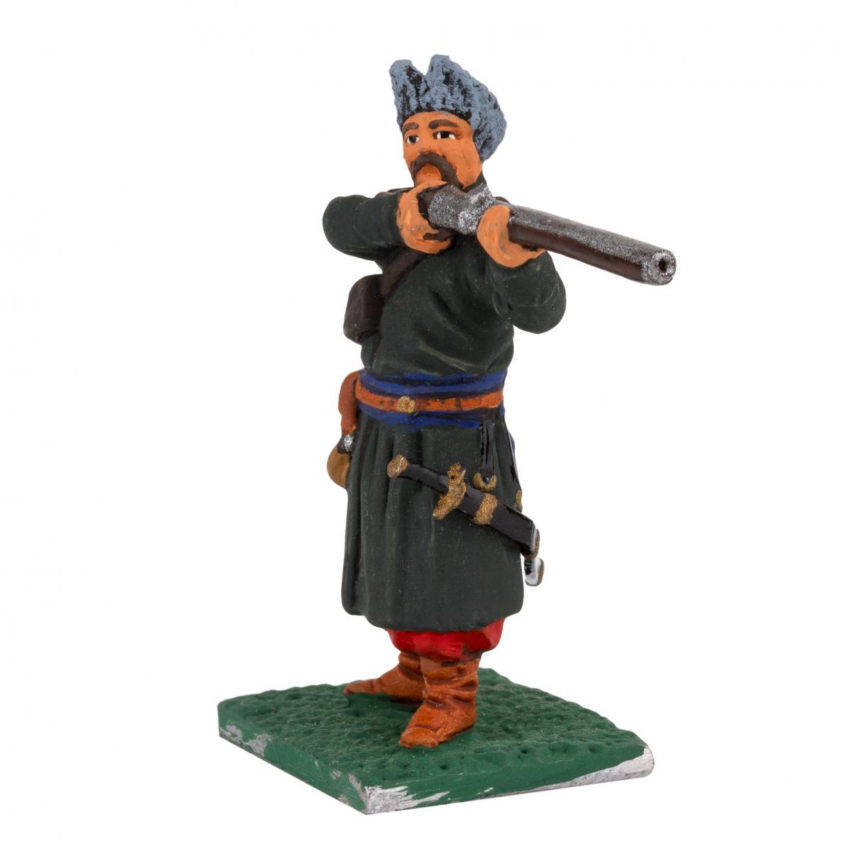 Фигурка человека с винтовкой. Фото №1. | Народный дом Украина
