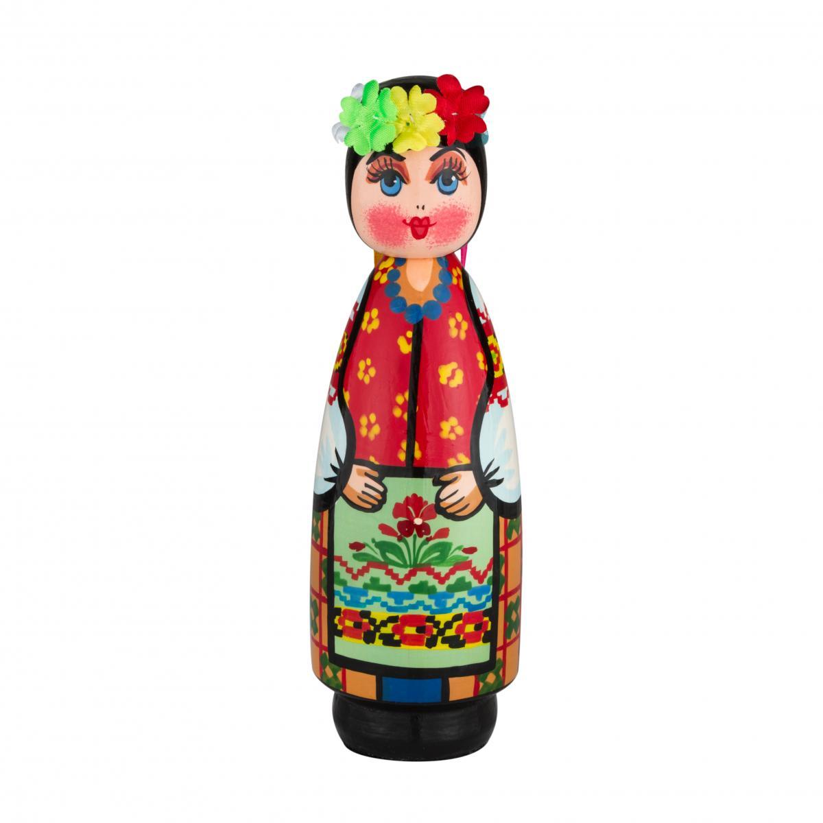 """Декоративная статуэтка """"Украиночка"""" – маленькая"""
