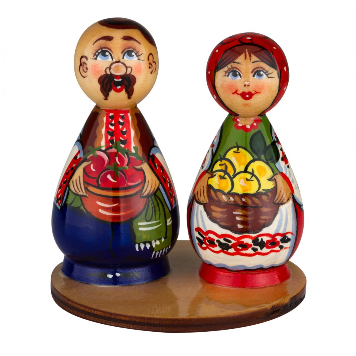 "Decorative statuette ""Pair"". Photo №1. 