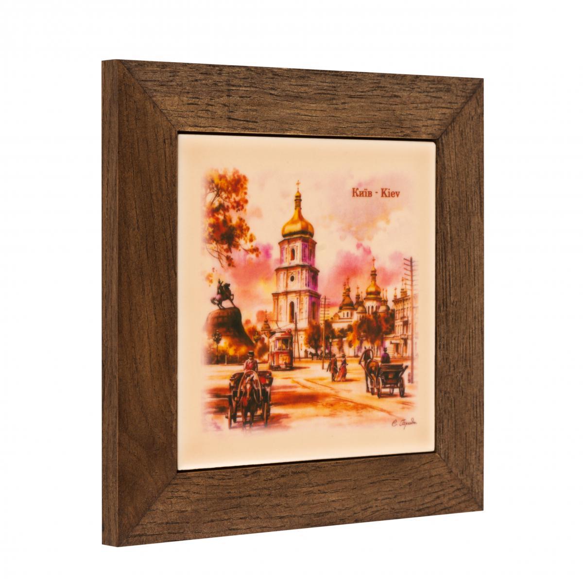 Картина Андреевская церковь. Фото №2. | Народный дом Украина