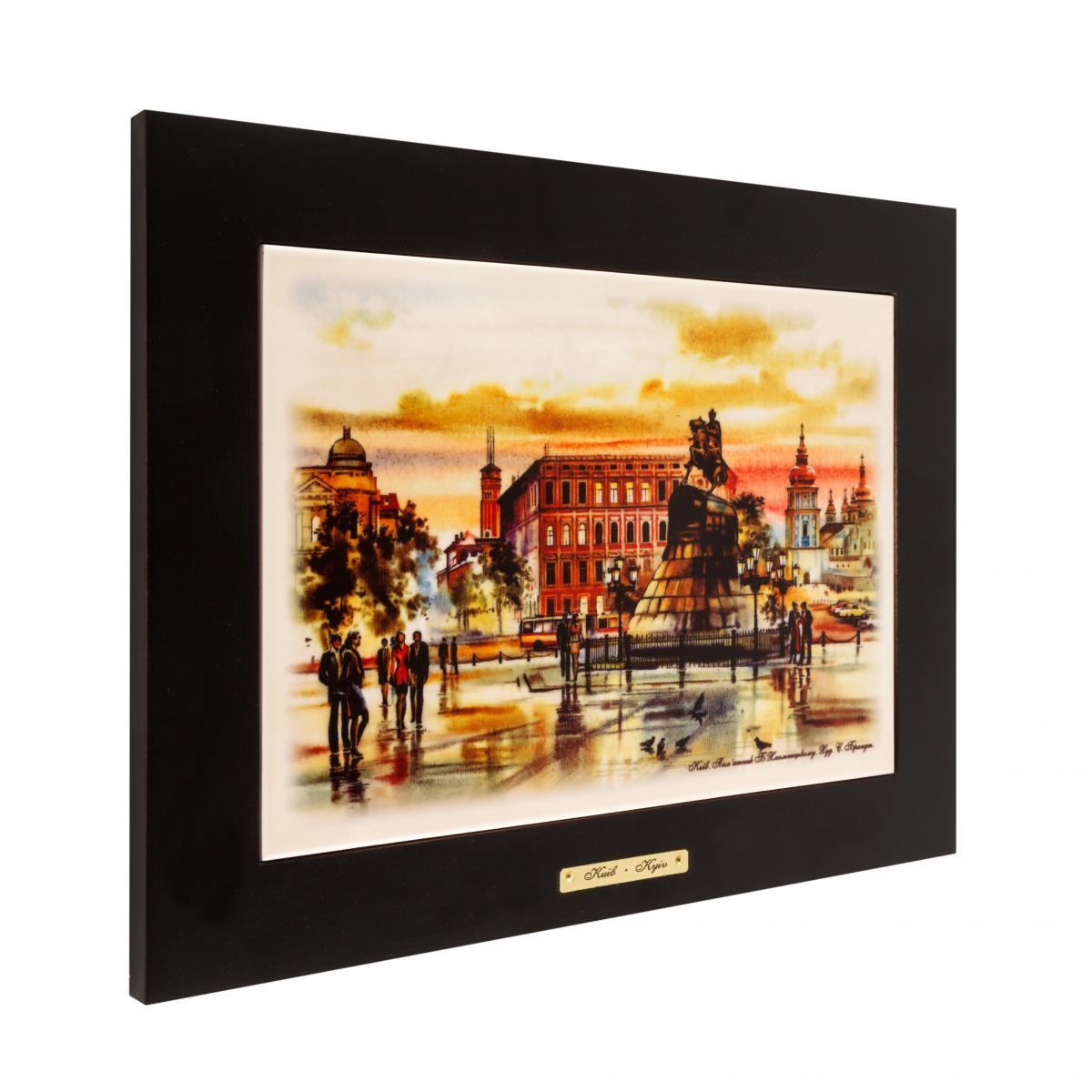 Картина Софиевская площадь (цветная). Фото №2. | Народный дом Украина
