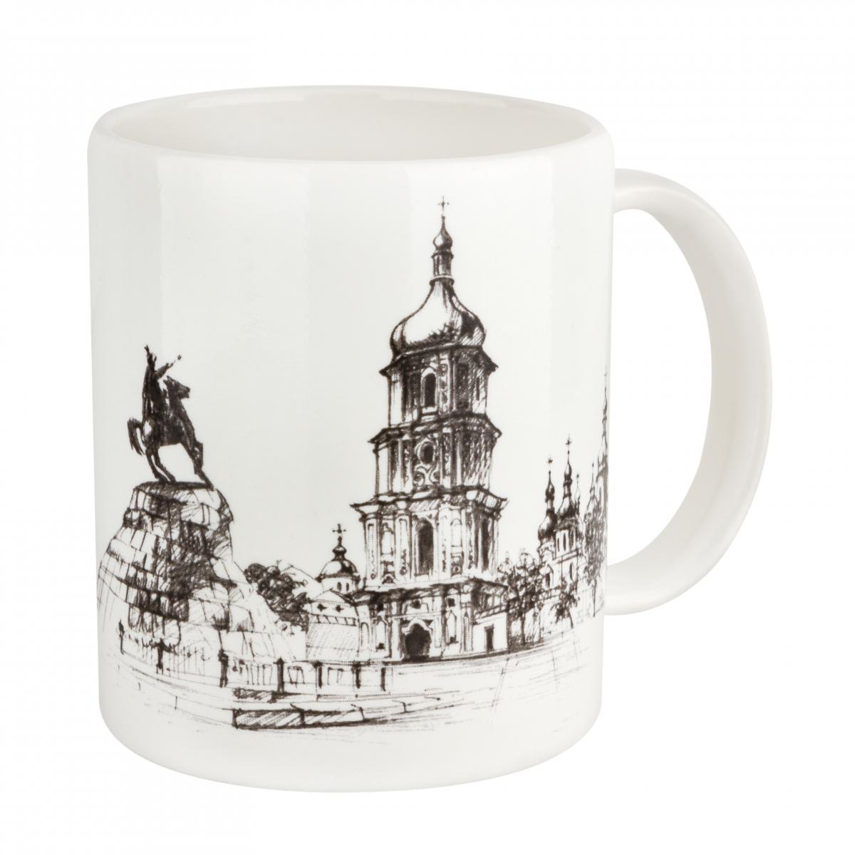 Чашка с Собором Святой Софии
