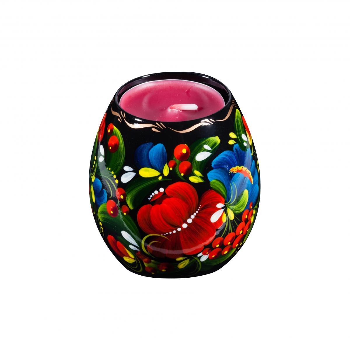 Oval candlestick (in assortment). Photo №4. | Narodnyi dim Ukraine