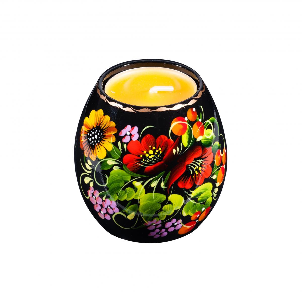 Oval candlestick (in assortment). Photo №2. | Narodnyi dim Ukraine