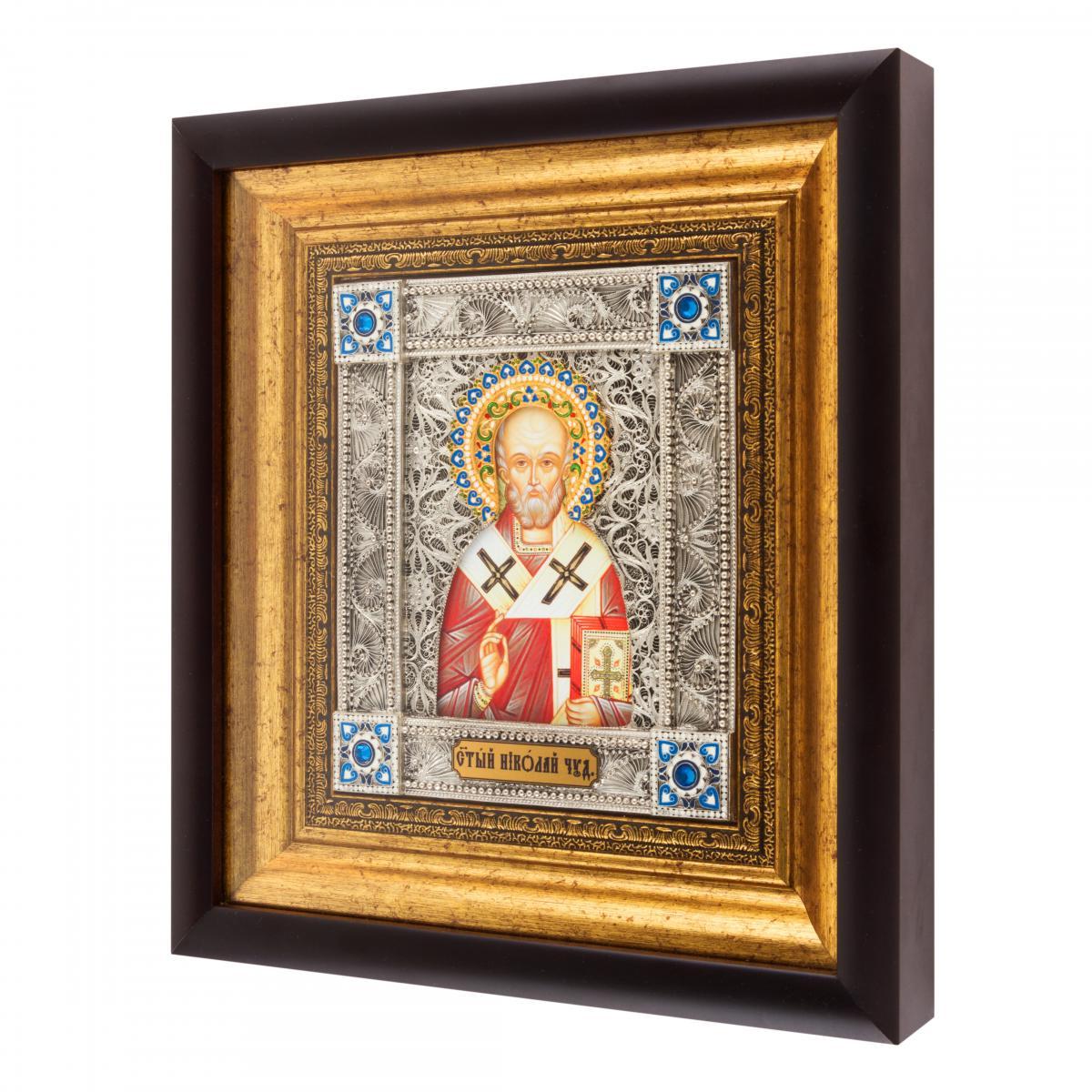 Икона Св. Николая Чудотворца. Фото №2. | Народный дом Украина