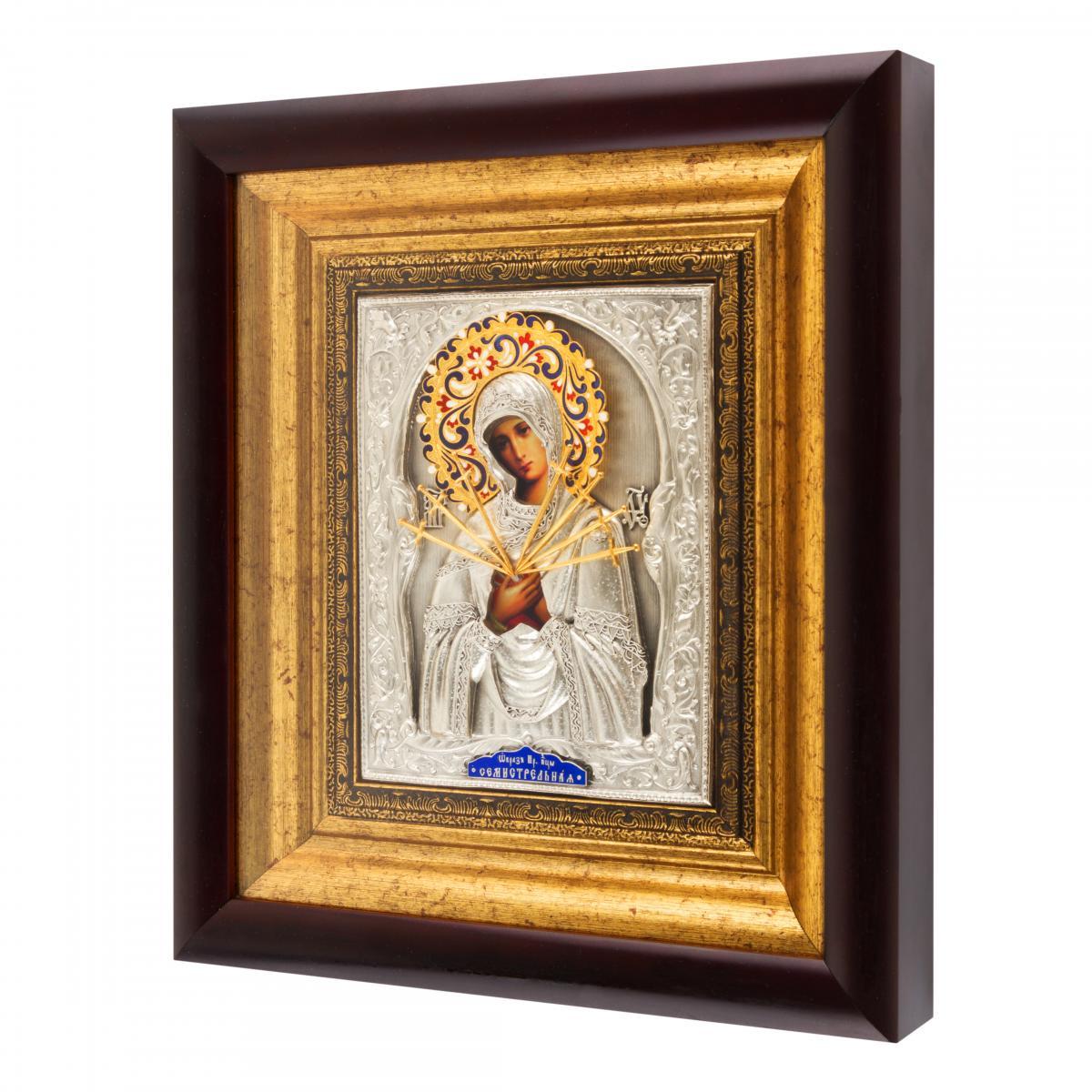 Семистрільна ікона Божої Матері. Фото №2. | Народний дім Україна