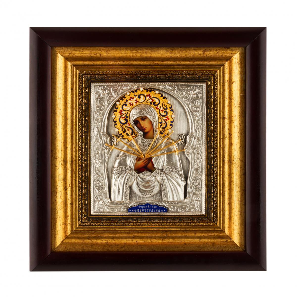 Семистрільна ікона Божої Матері. Фото №1. | Народний дім Україна