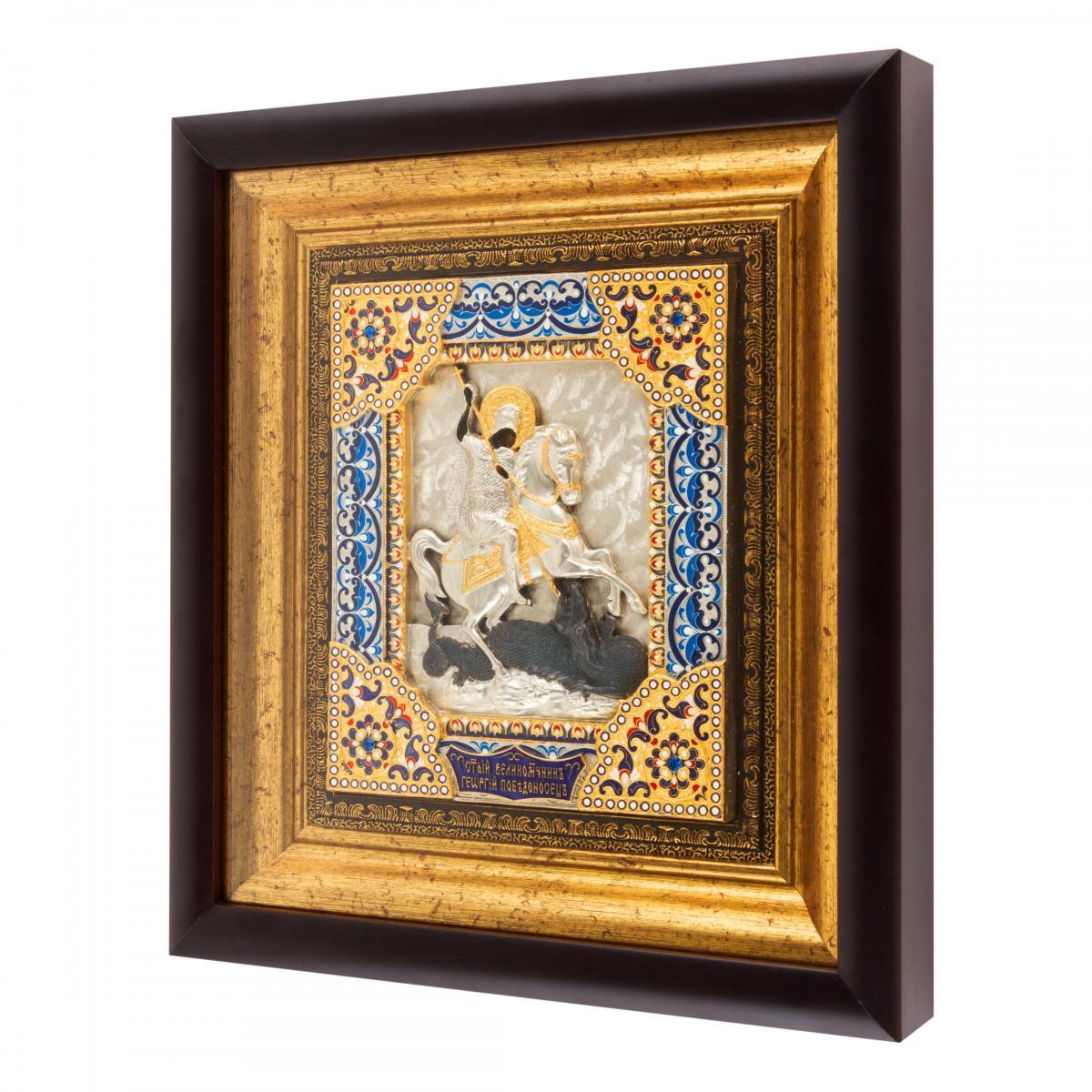 Ікона Георгія Побідоносця. Фото №2. | Народний дім Україна