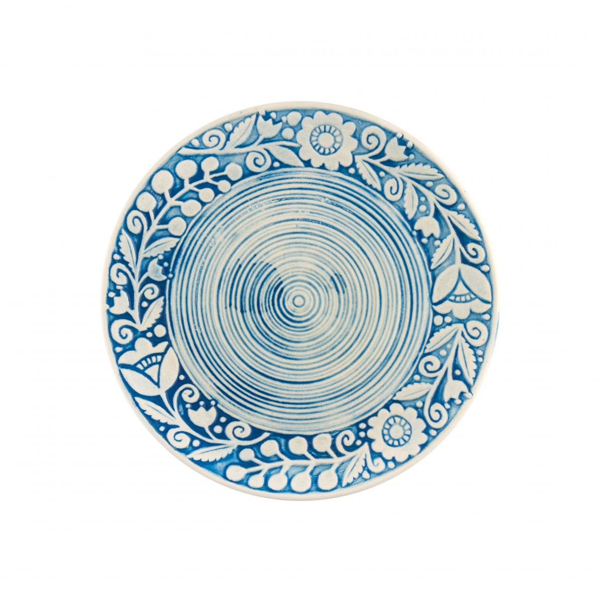 Ceramic plate – 17 cm. Photo №1. | Narodnyi dim Ukraine