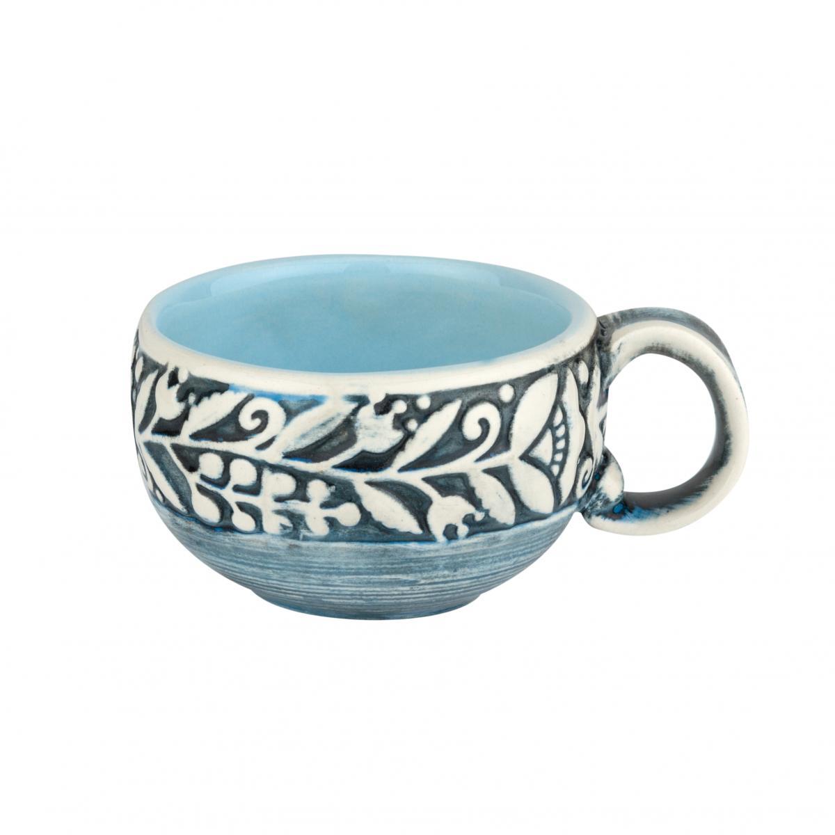 Чашка голуба 300 мл. Фото №2. | Народний дім Україна