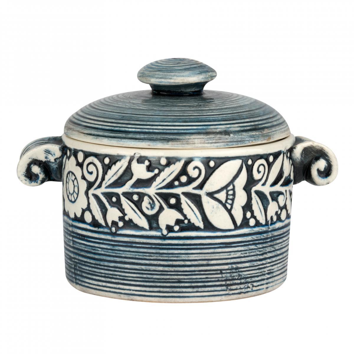Керамическая кастрюлька. Фото №2. | Народный дом Украина