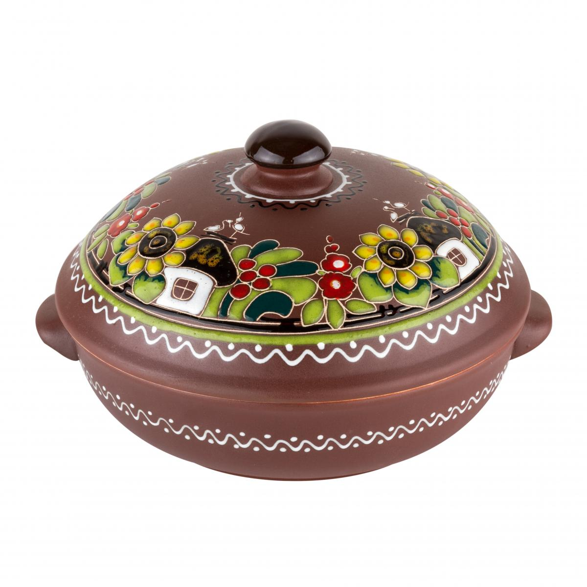 Ceramic pot for dumplings. Photo №1. | Narodnyi dim Ukraine