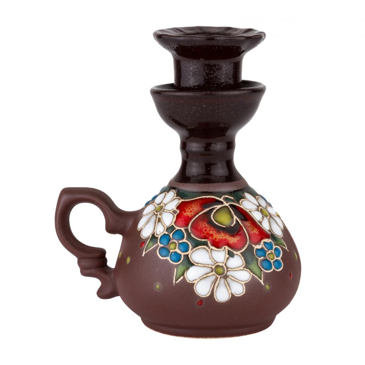 Подсвечник керамический. Фото №1. | Народный дом Украина