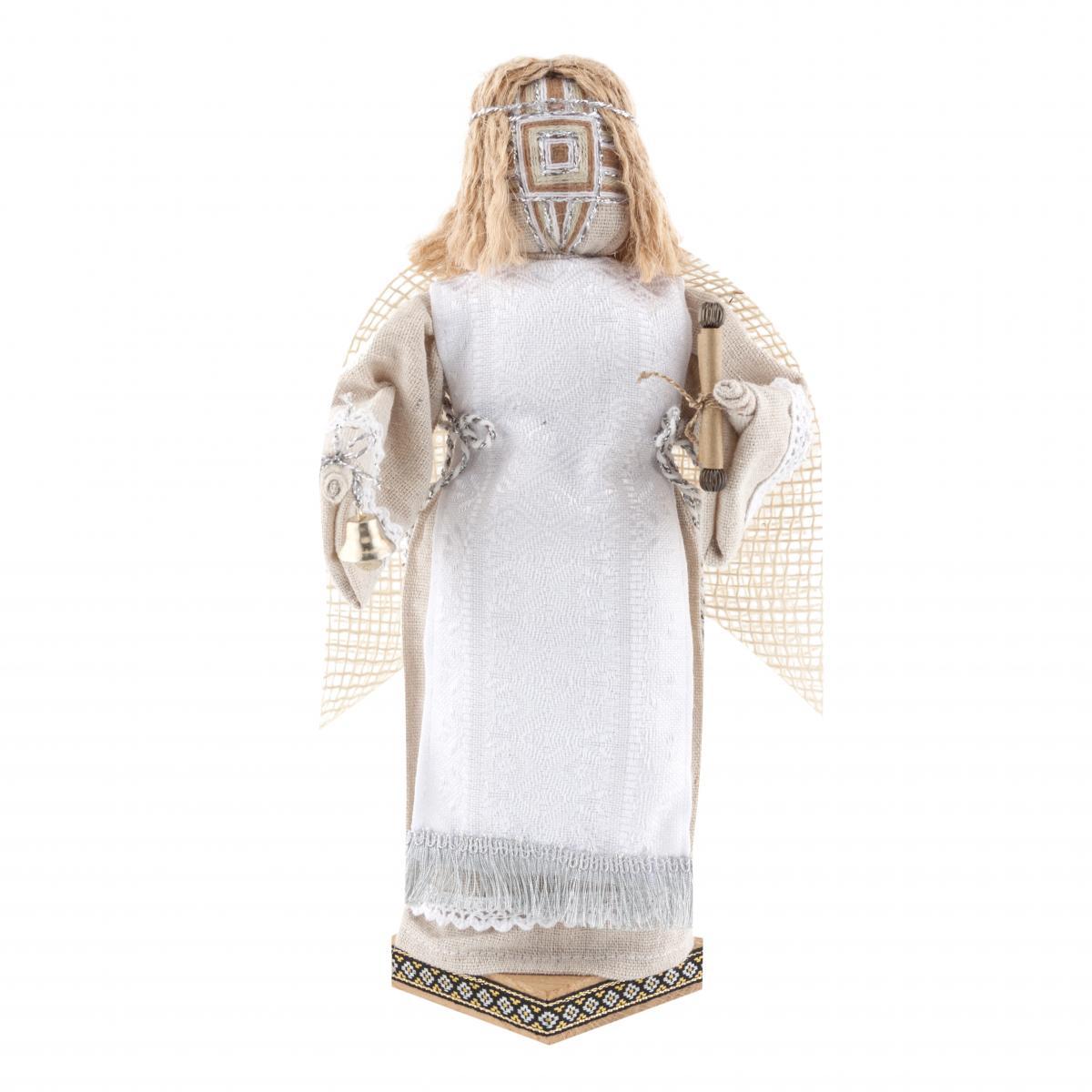 Мотанка Ангел белый