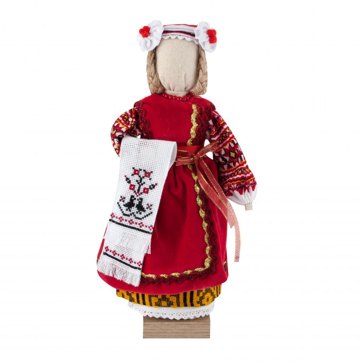 Мотанка Княгиня пышная. Фото №1. | Народный дом Украина