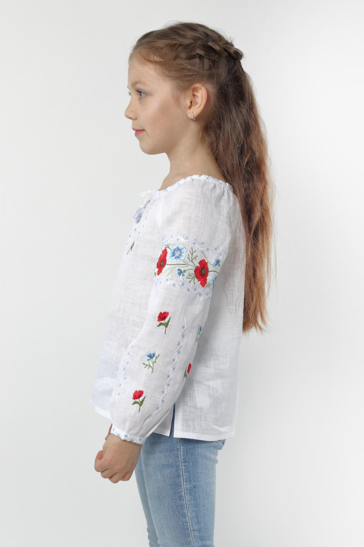 "Embroidery for girls ""Voloshkovy Paradise"". Photo №2. 