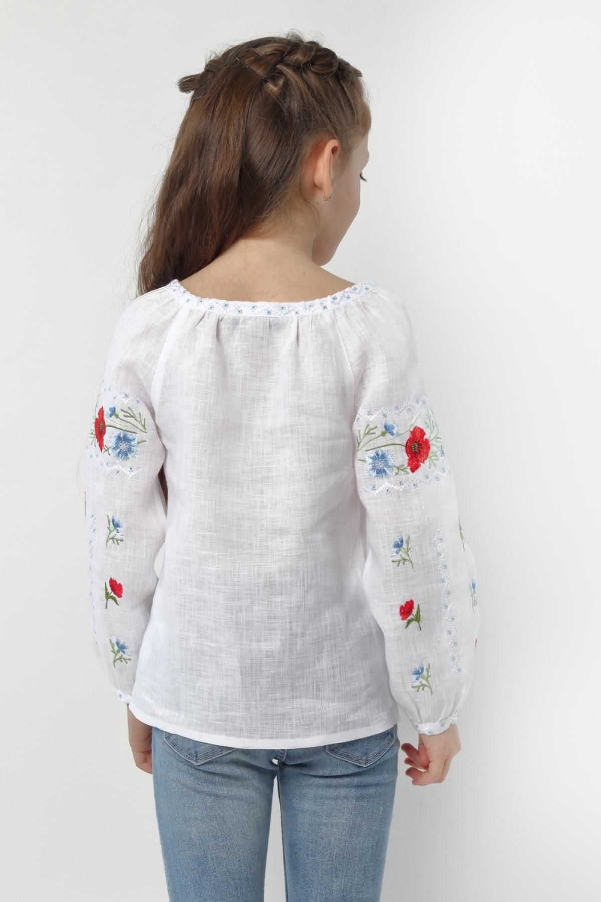 "Embroidery for girls ""Voloshkovy Paradise"". Photo №3. 