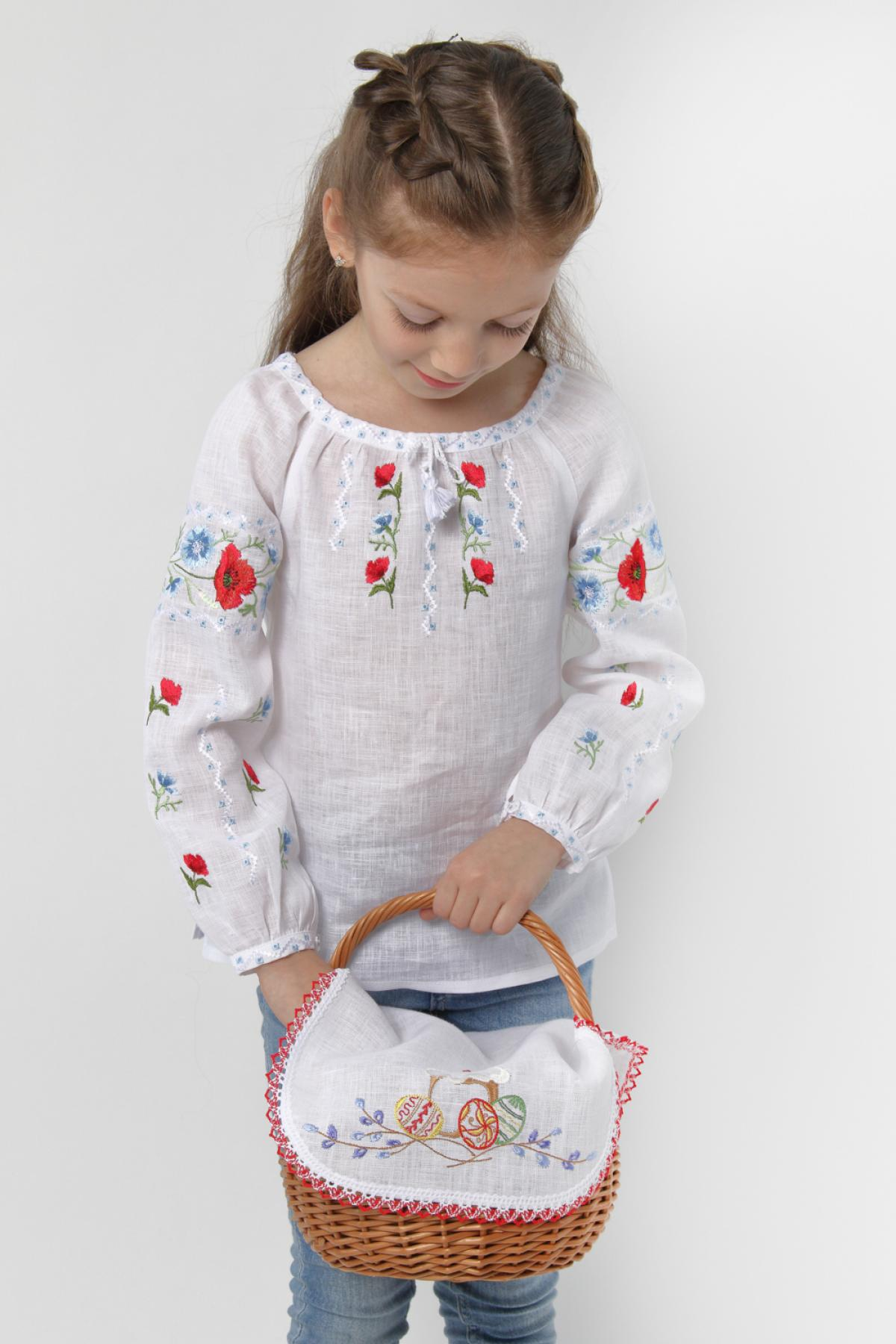 "Embroidery for girls ""Voloshkovy Paradise"". Photo №5. 