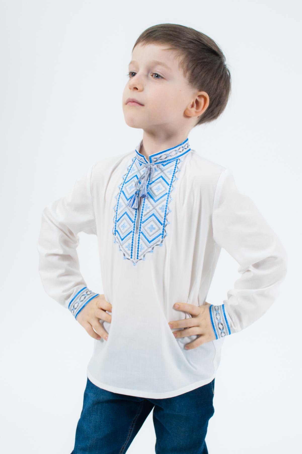 "Embroidery for the boy ""Dikanka"". Photo №3. 