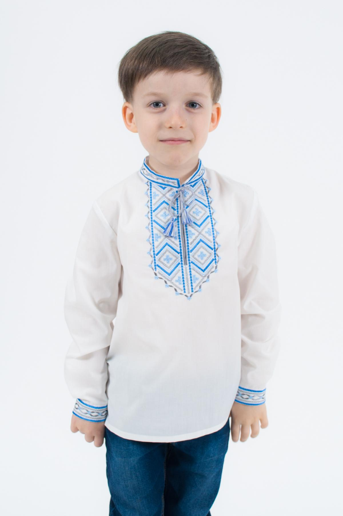 "Embroidery for the boy ""Dikanka"". Photo №1. 