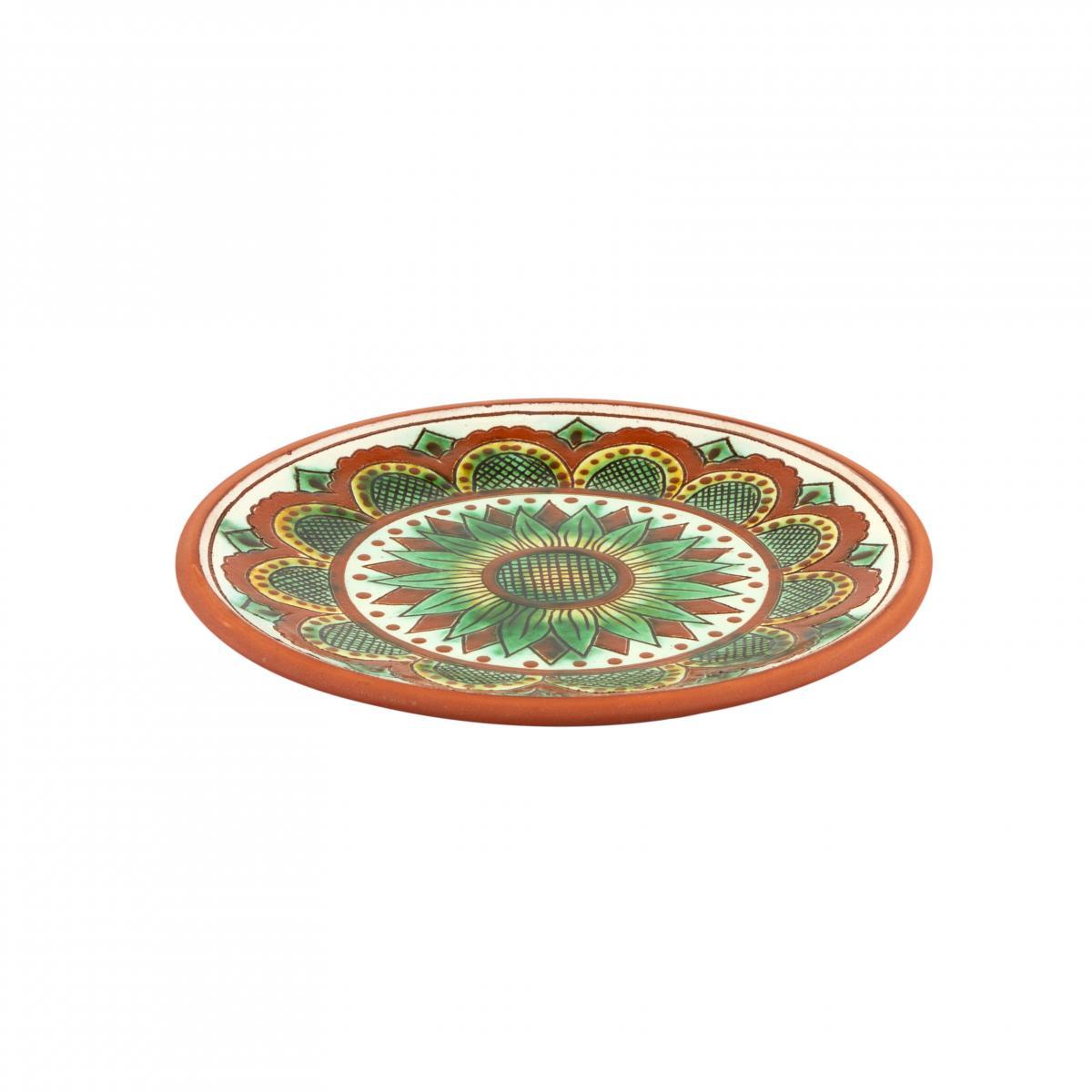 Кругла тарілка для десертів, 17 см. Фото №2. | Народний дім Україна