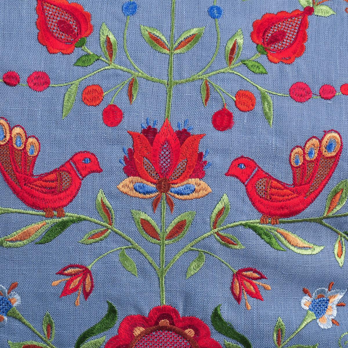 Pillowcase with embroidery. Photo №3. | Narodnyi dim Ukraine