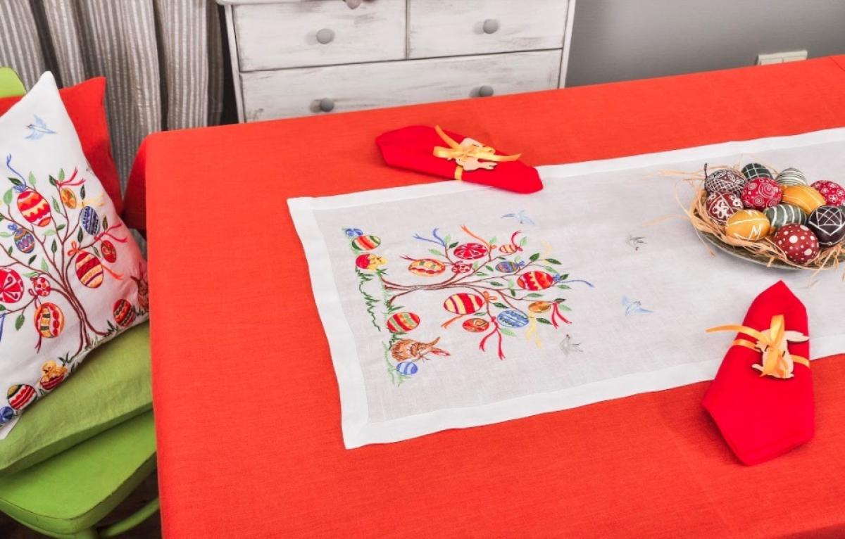 White Pillowcase with embroidery. Photo №3. | Narodnyi dim Ukraine