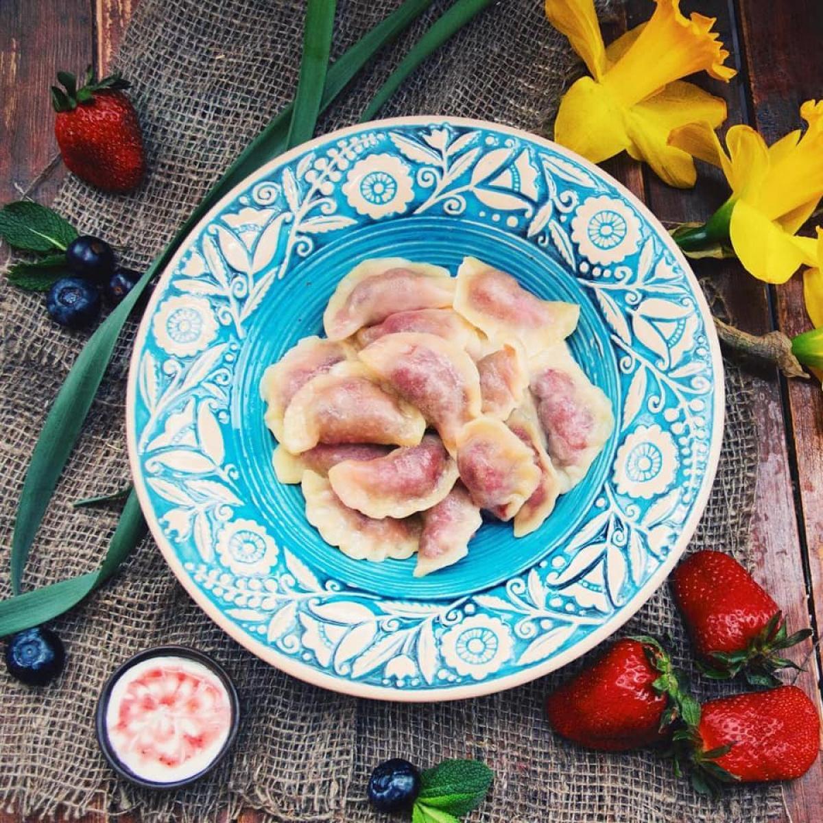 Супова тарілка – 350 мл, Небесно-блакитний колір. Фото №5. | Народний дім Україна