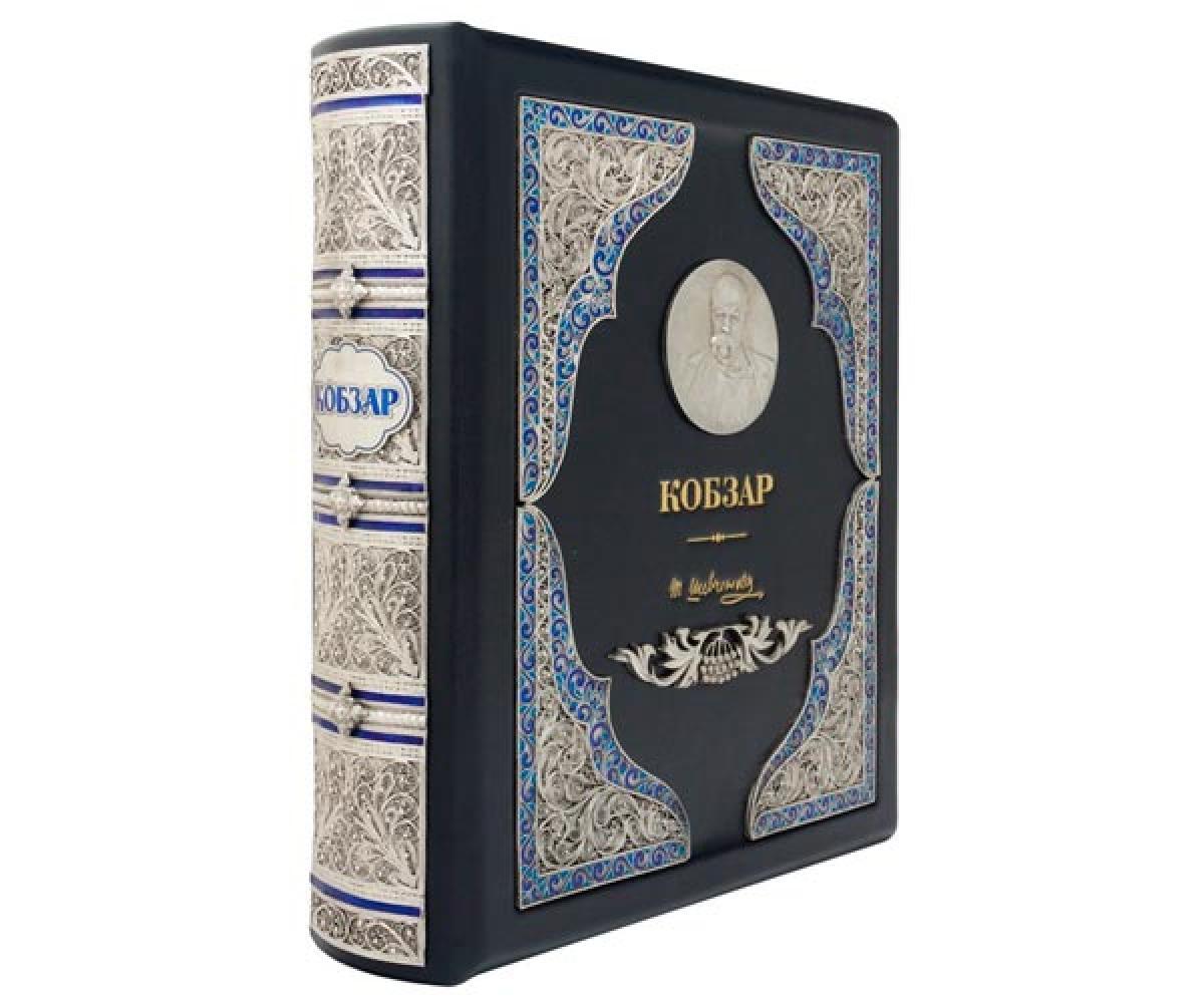 Kobzar book gift edition - large format T. Shevchenko . Photo №3. | Narodnyi dim Ukraine