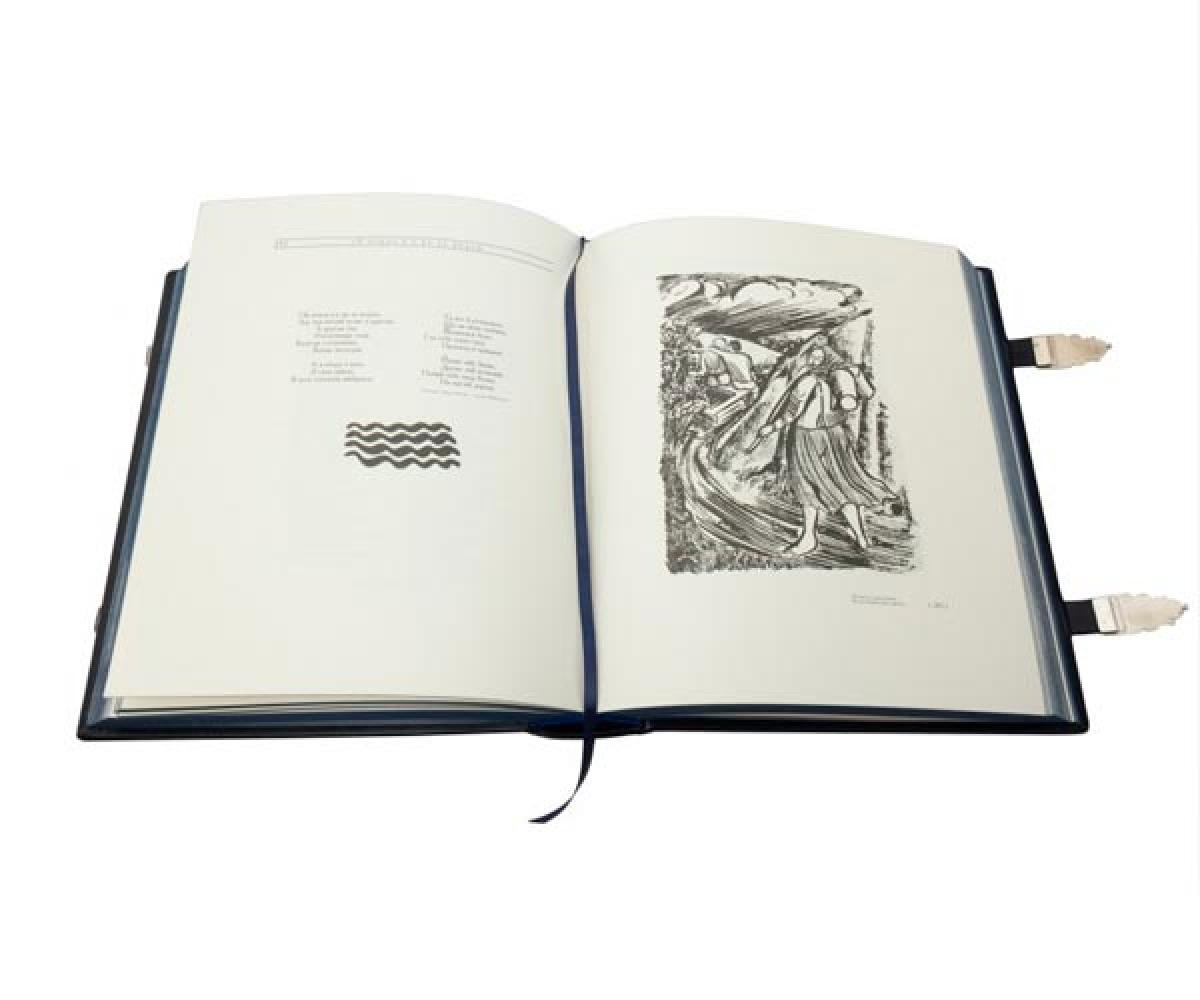Kobzar book gift edition - large format T. Shevchenko . Photo №5. | Narodnyi dim Ukraine