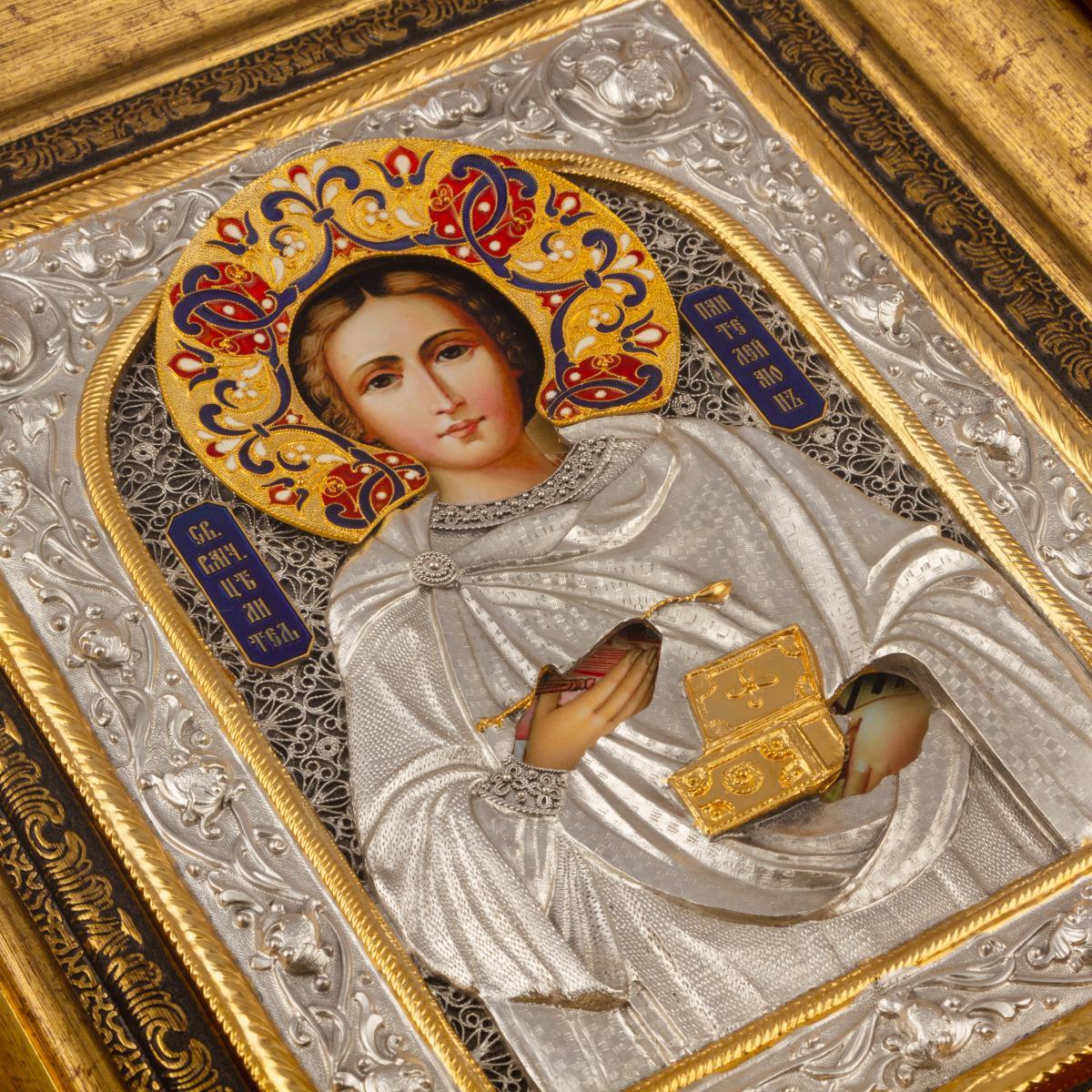 Икона Пантелеймон Целитель. Фото №2. | Народный дом Украина