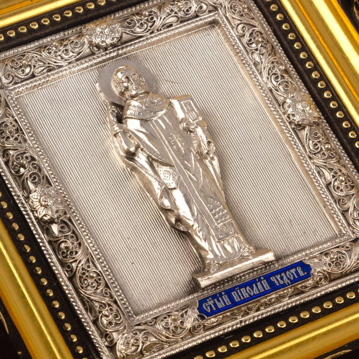 Ікона Миколай Чудотворець - маленька 160 *140 . Фото №2. | Народний дім Україна