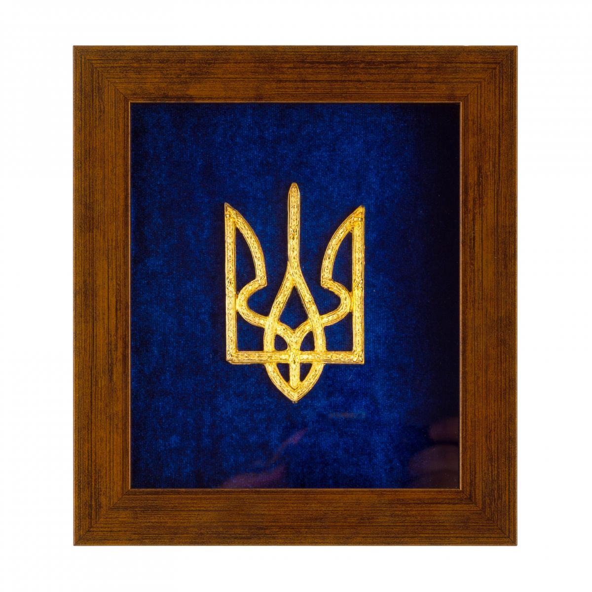 Картина Тризуб України. Фото №1. | Народний дім Україна