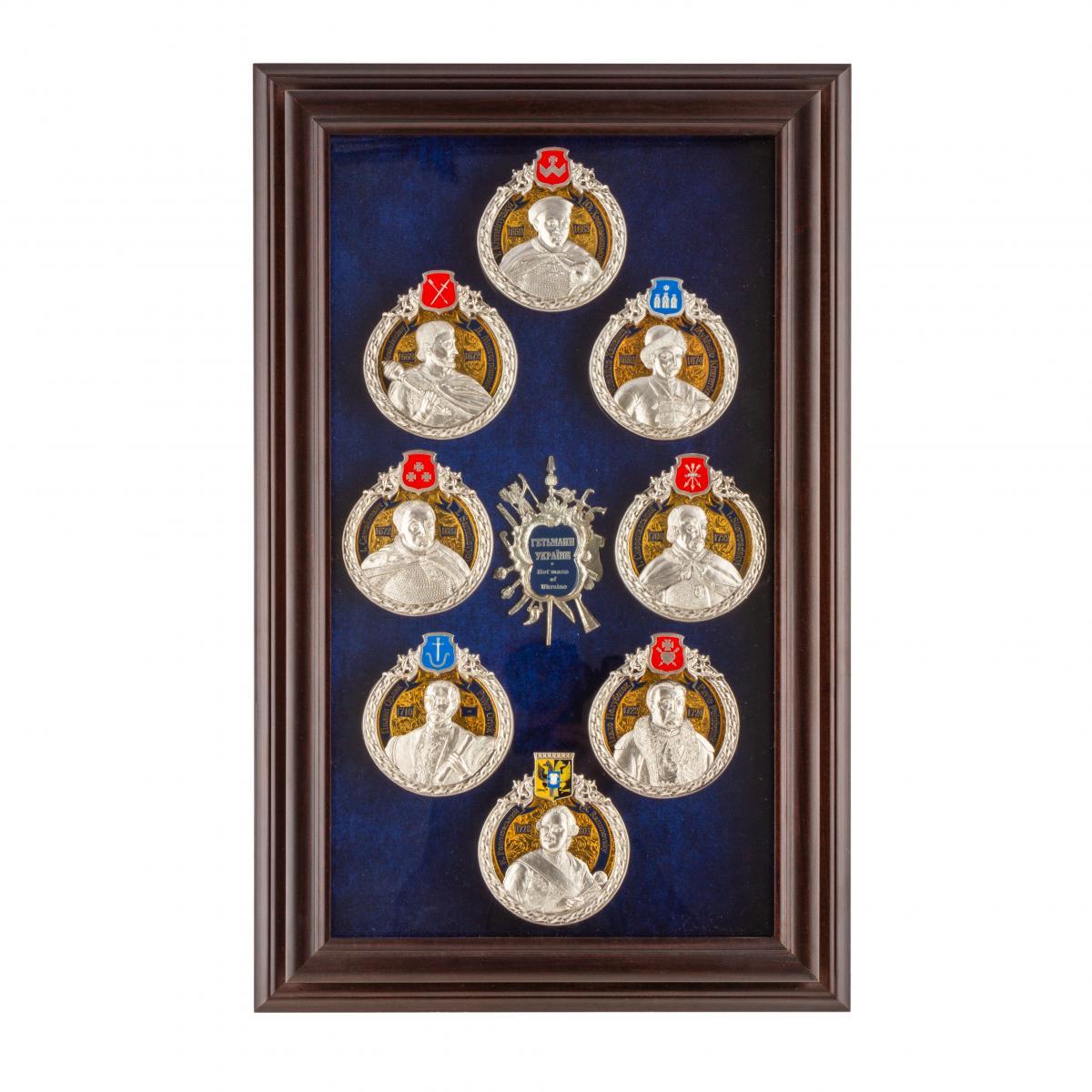 Подарочный сувенир Гетманы Украины