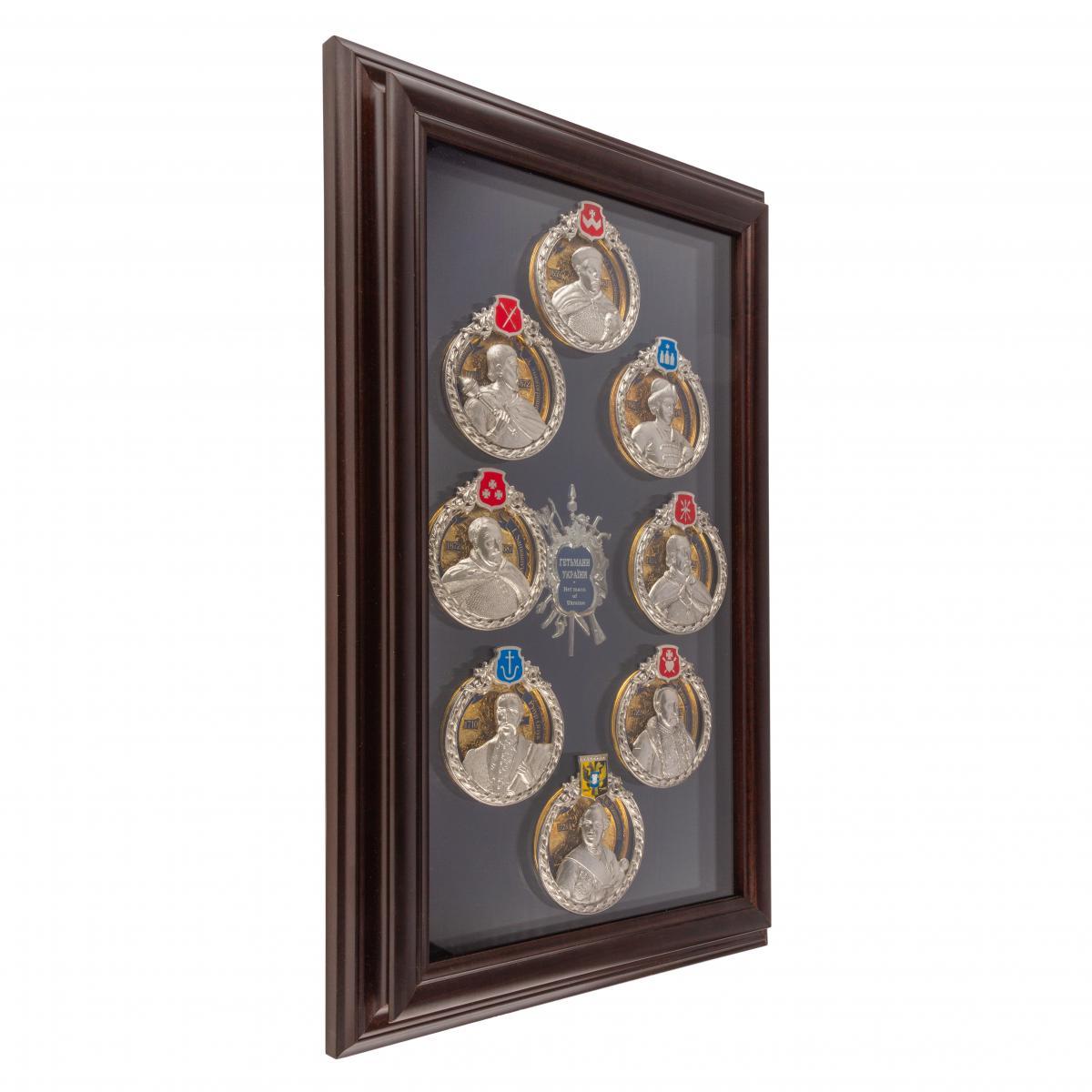 Подарочный сувенир Гетманы Украины. Фото №2. | Народный дом Украина