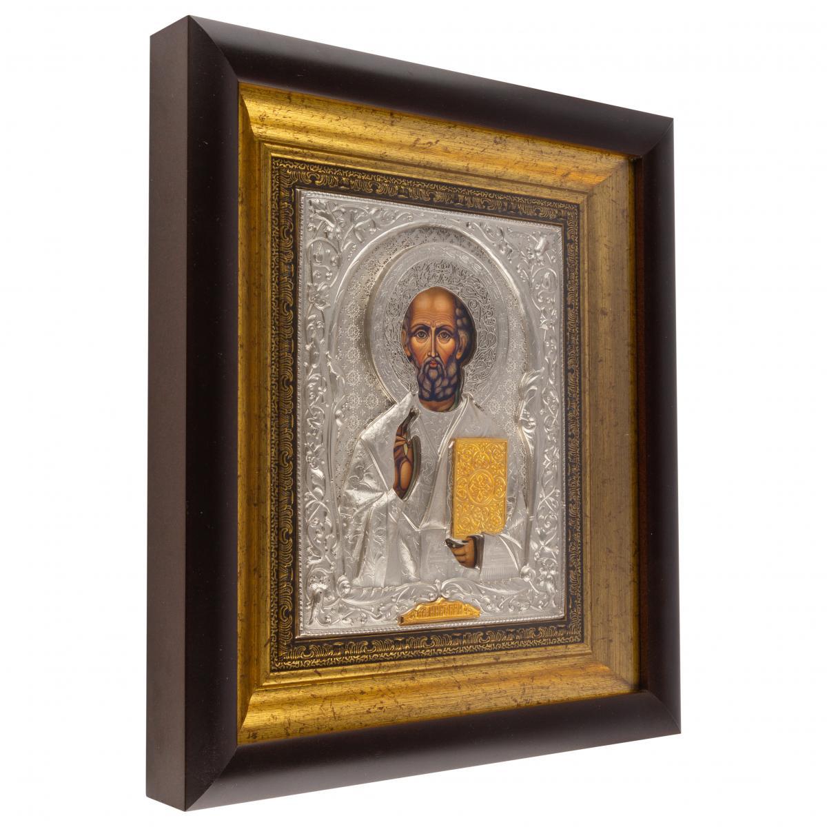 Ікона Миколай Чудотворець. Фото №1. | Народний дім Україна