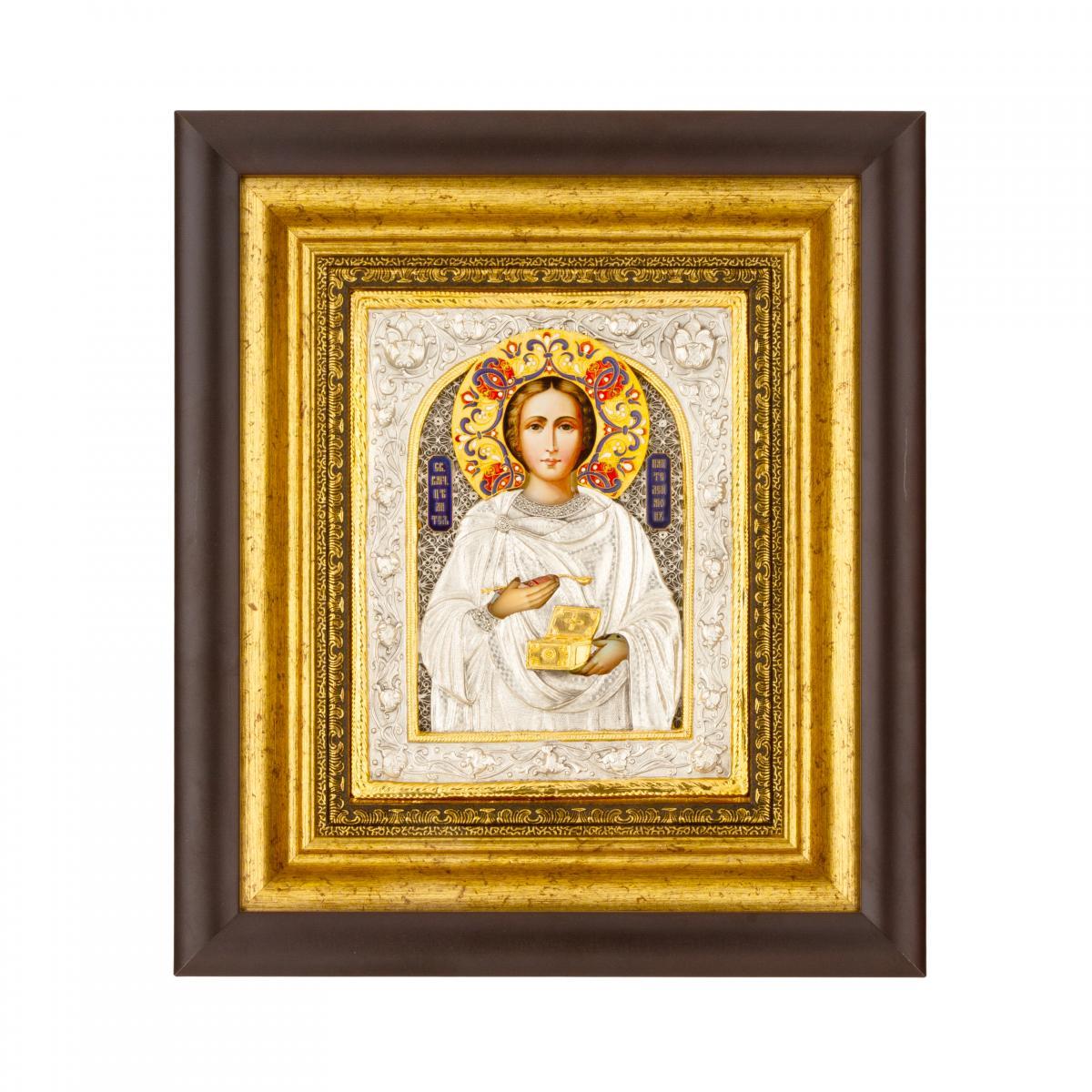 Икона Пантелеймон Целитель. Фото №3. | Народный дом Украина