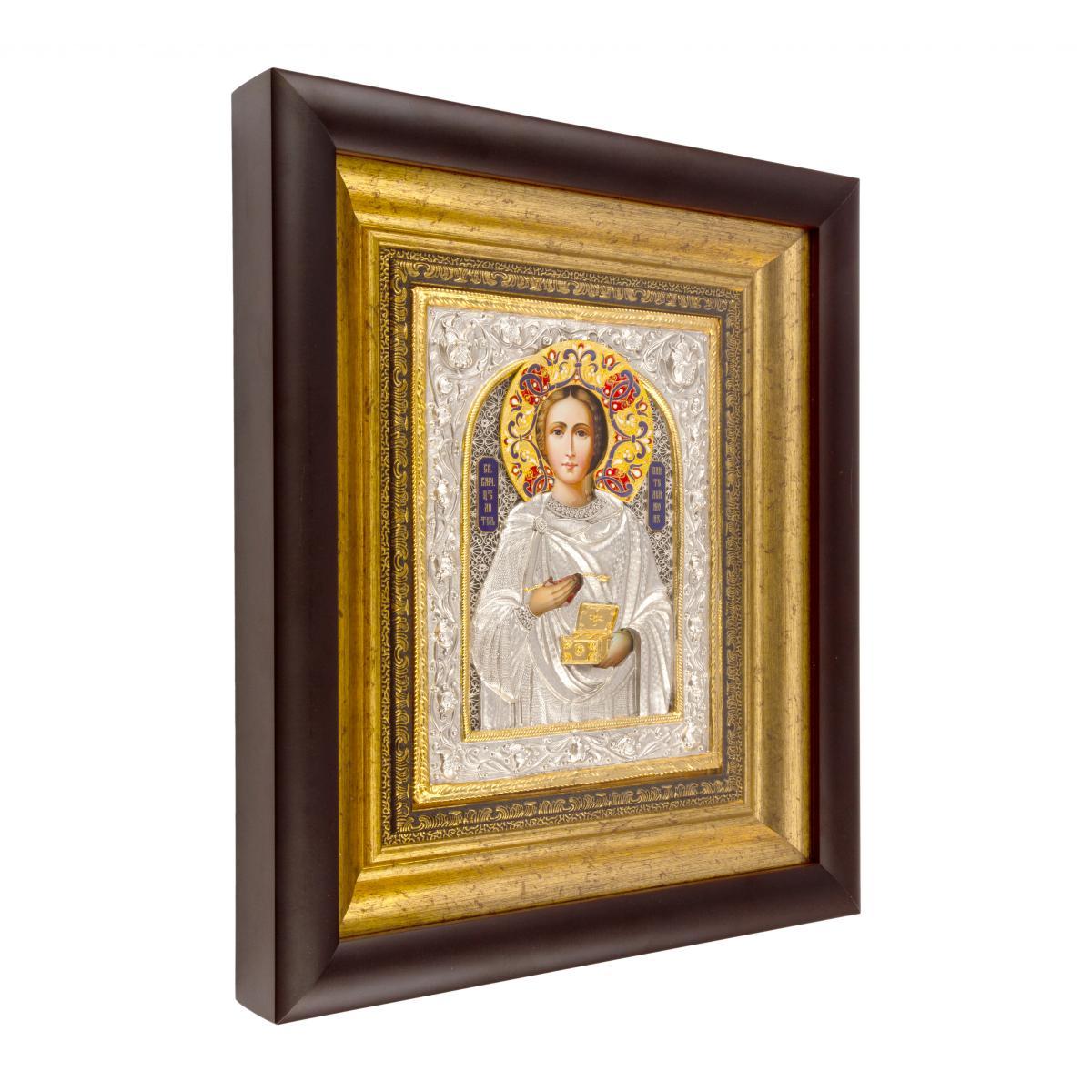 Икона Пантелеймон Целитель. Фото №1. | Народный дом Украина