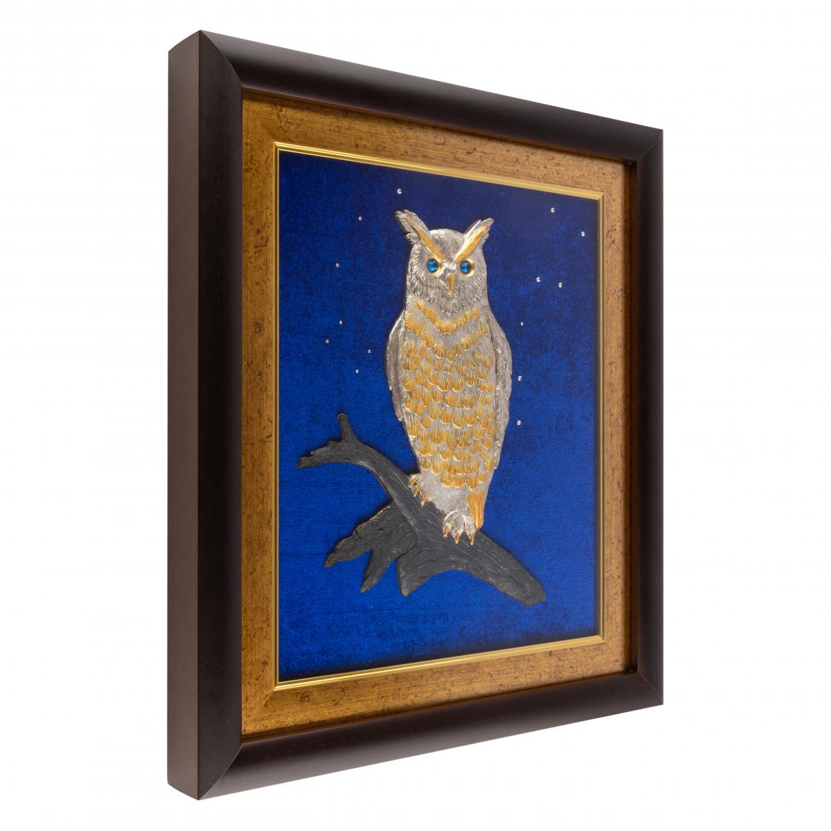 """Owl"" painting. Photo №3. 