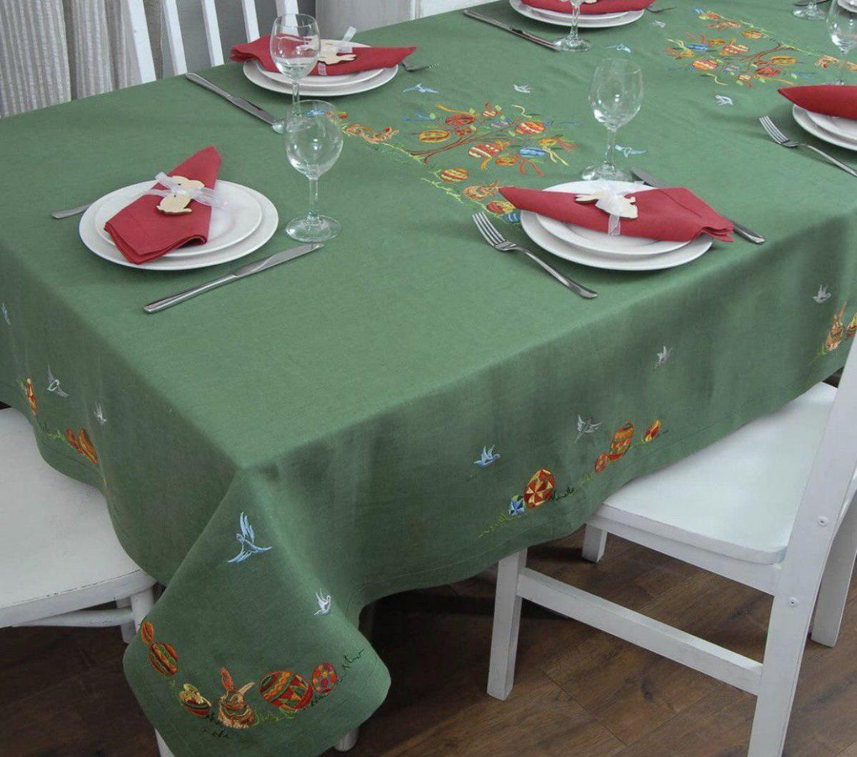 Tablecloth on the table 240*140 см