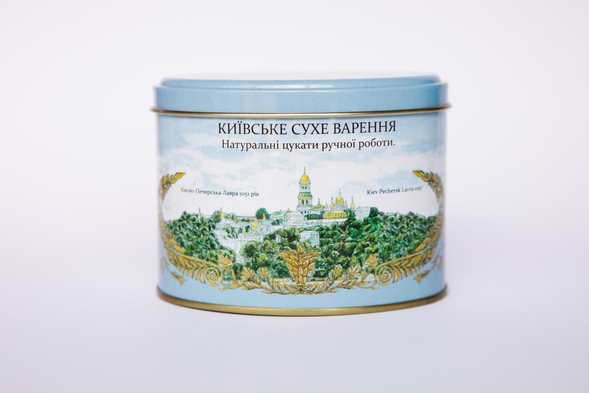 Kyiv dry jam, Souvenir from Kyiv. Bank №5